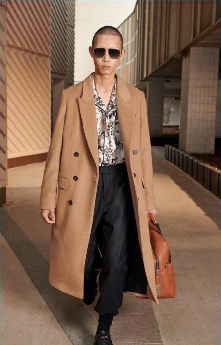 Givenchy Resort 2019 Menswear
