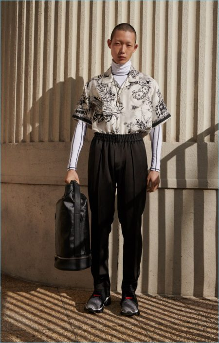 Givenchy Delivers 80s-Inspired Style for Resort '19 Collection