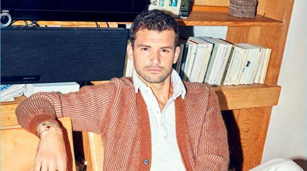 Grigor Dimitrov Stars in Mr Porter Feature, Talks Navigating Decisions