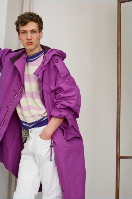 Isabel Marant Revisits 80s Style for Spring '19 Collection