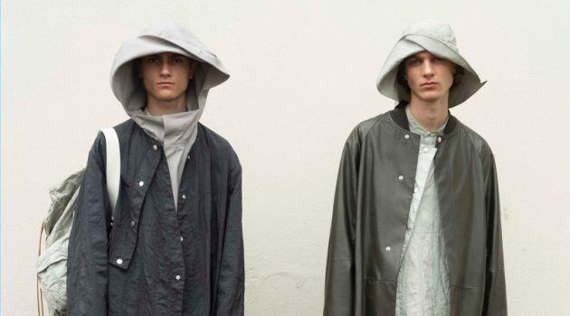 Jil Sander Embraces Progressive Uniform for Spring '19 Collection