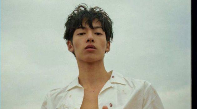 The Boy's Life: Joo Eojin for Men's Uno Hong Kong