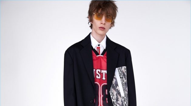 Just Cavalli Finds a Street Edge for Spring '19 Collection