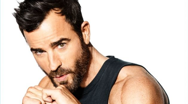 Justin Theroux Covers Men's Health, Discusses 'The Spy Who Dumped Me'