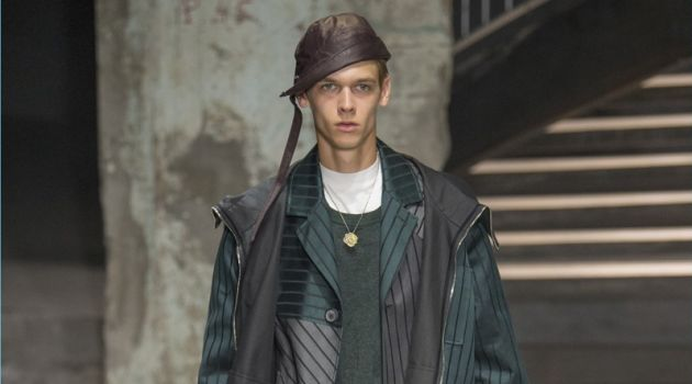 Lanvin Embraces Season of Contrast with Spring '19 Collection