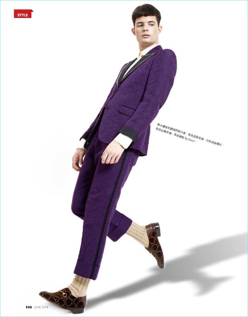 Fashion Playground: Paulo Jesus for Esquire Taiwan