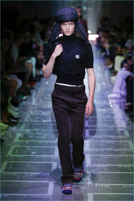 Prada Channels 60s Style with Spring '19 Collection