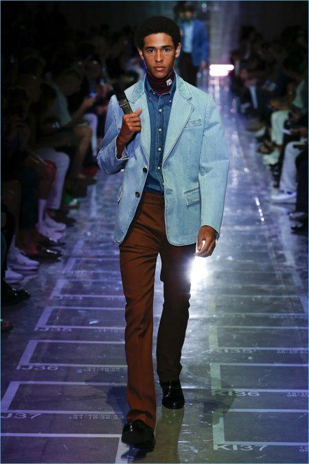 Prada Spring 2019 Men S Collection Runway Show The