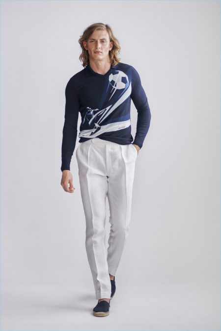 Ralph Lauren Revisits Nautical Style for Spring '19 Collection