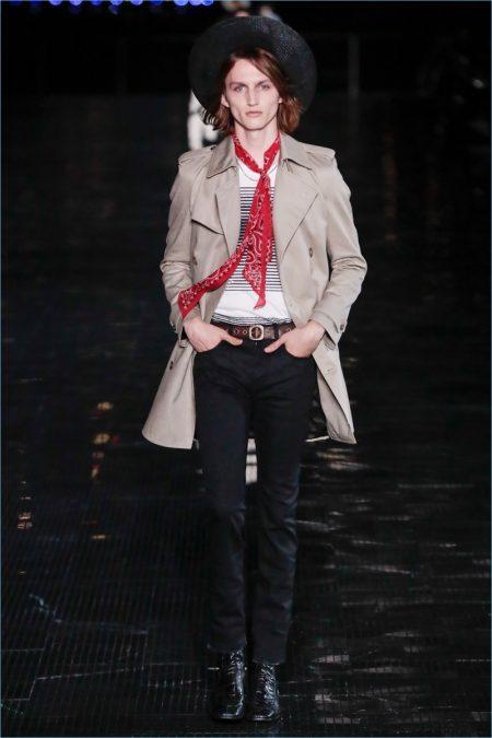 Saint Laurent | Spring 2019 | Men's Collection | Runway