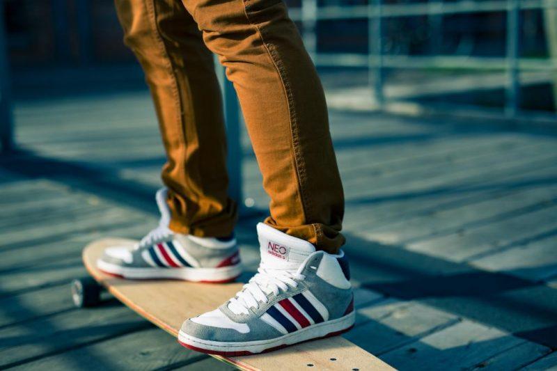 Skateboarder Sneakers