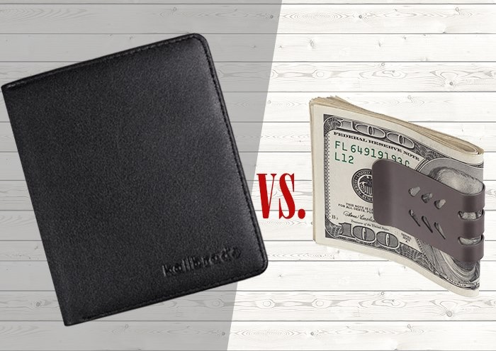 What Is Better, a Money Clip or a Wallet?