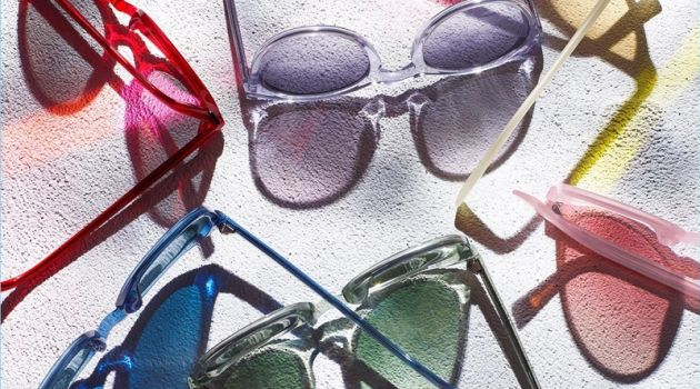Warby Parker Celebrates Pride with Haskell Prism Collection