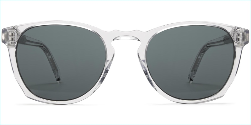 Warby Parker Topper Wide Sunglasses