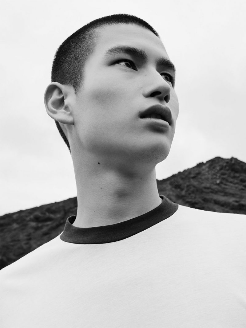 VIEW.S: Kohei Takabatake & Daan Joosten Sport Zara's Design Collaboration