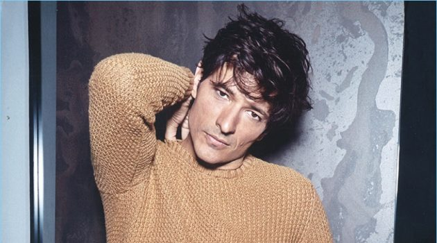 On Top: Andres Velencoso for Cosentino