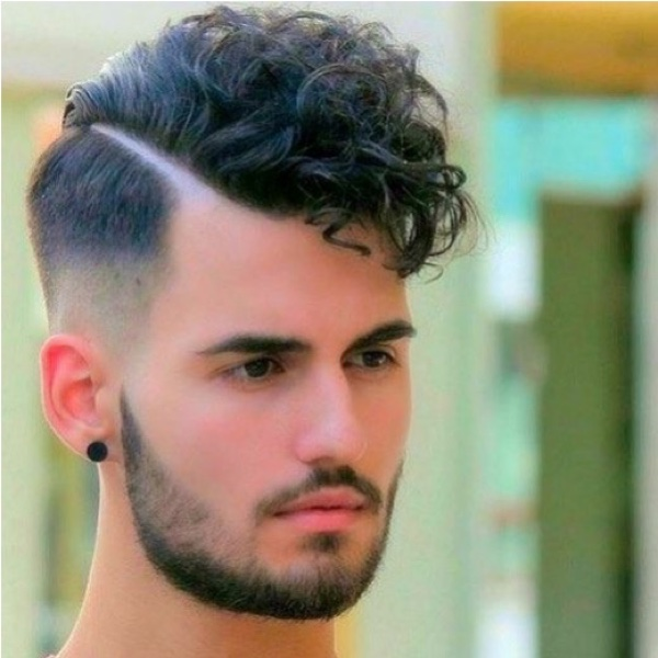 Haircuts For Men With Curly Hair The Fashionisto