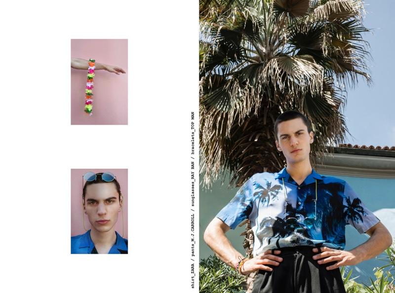 Fashionisto Exclusive: Eugen Renko photographed by Teodora Petrovic and Kristijan Vojinovic