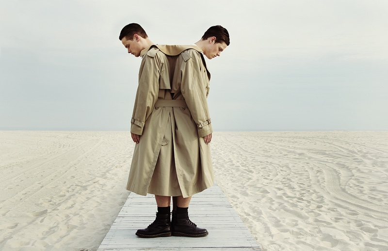 Fashionisto Exclusive: Jordan and Tristian Thevenot photographed by Alexa Koegel
