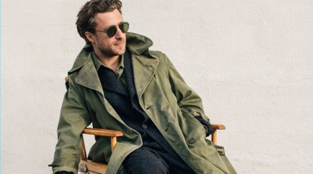 Francesco Carrozzini Inspires in GQ Style Russia Cover Shoot