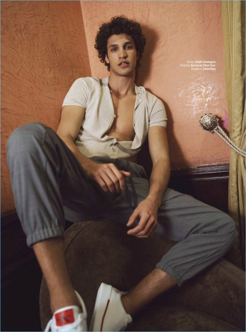 Francisco Henriques Stars in GQ Latin America Story