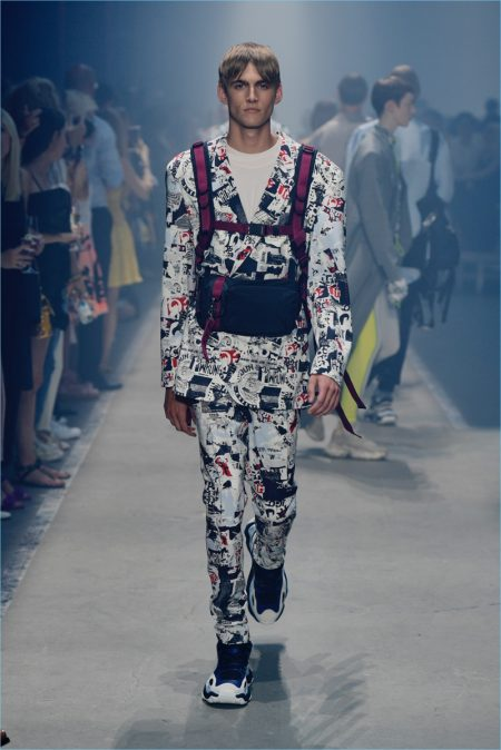 Hugo Spring 2019 Men S Collection Runway Show Hugo Boss