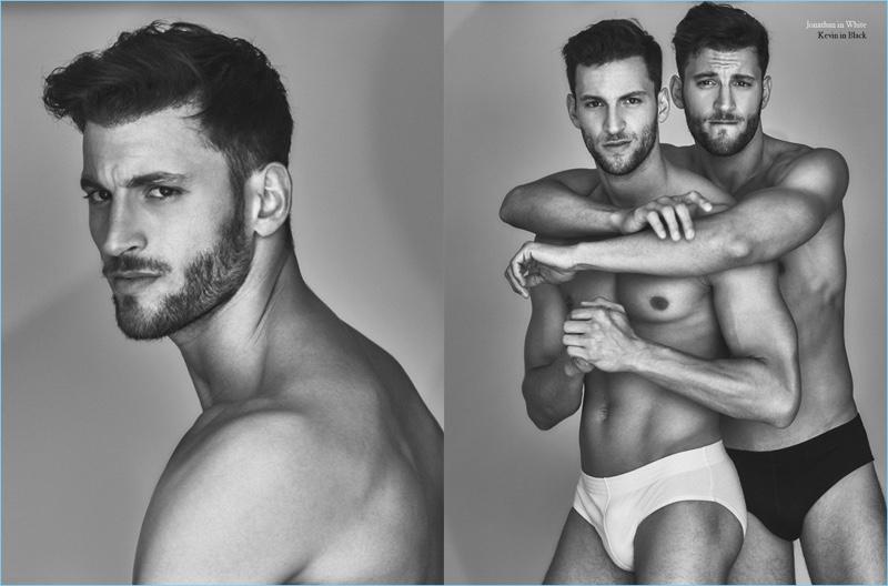 Boys Will Be Boys: Kevin & Jonathan Sampaio for WAM Magazine