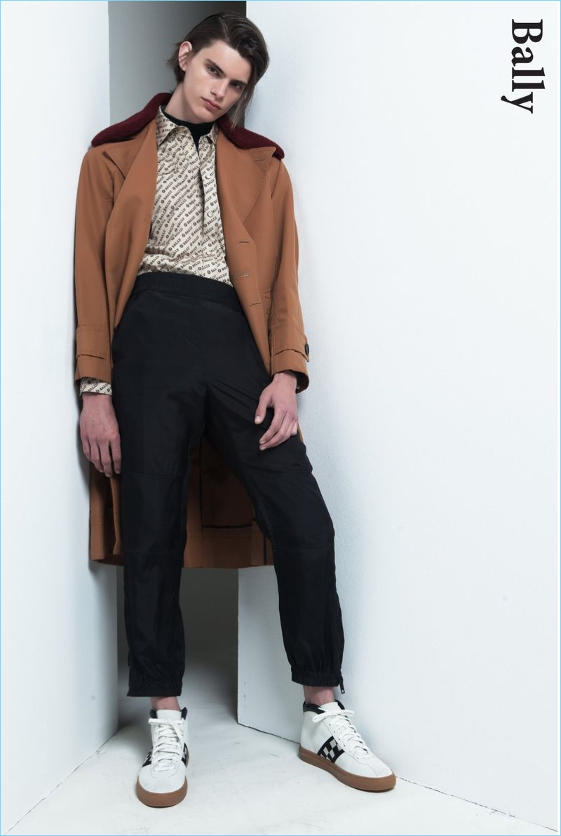 Liam Young Foster in Bally