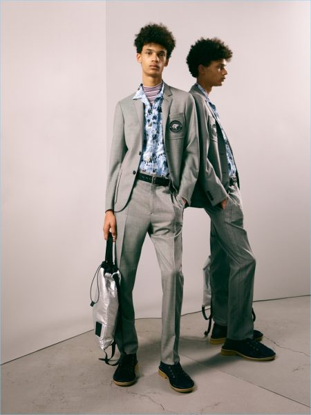 Lanvin Looks to Nature with Pre-Fall '18 Collection