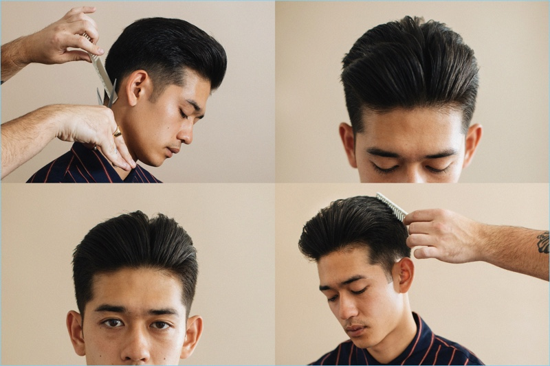Men S Hairstyles 2018 Popular Trendy Barneys
