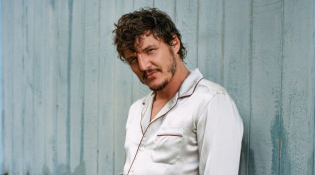 Pedro Pascal Tackles Summer Style in Paradise with GQ