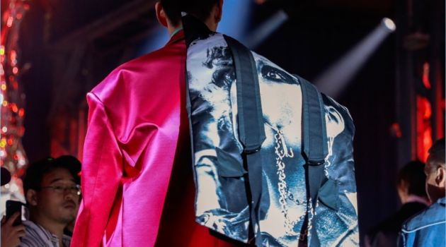 First Look: Raf Simons x Eastpak Spring '19 Collaboration