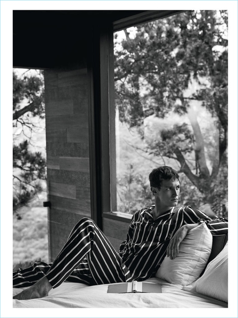 DEREK ROSE pyjamas £600