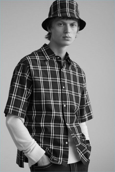 Sandro Revisits 90s Skater Style with Spring '19 Collection