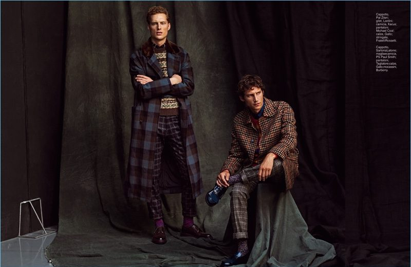 Checkpoint: Roch Barbot & Gordon Bothe for Style Magazine Italia