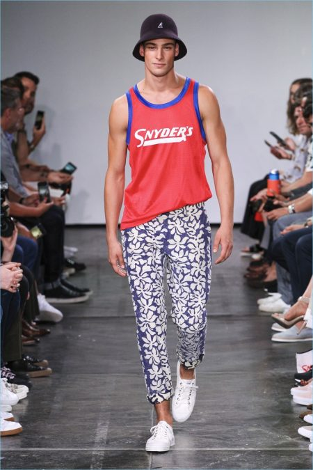 Todd Snyder Revisits the American Tourist with Spring '19 Collection