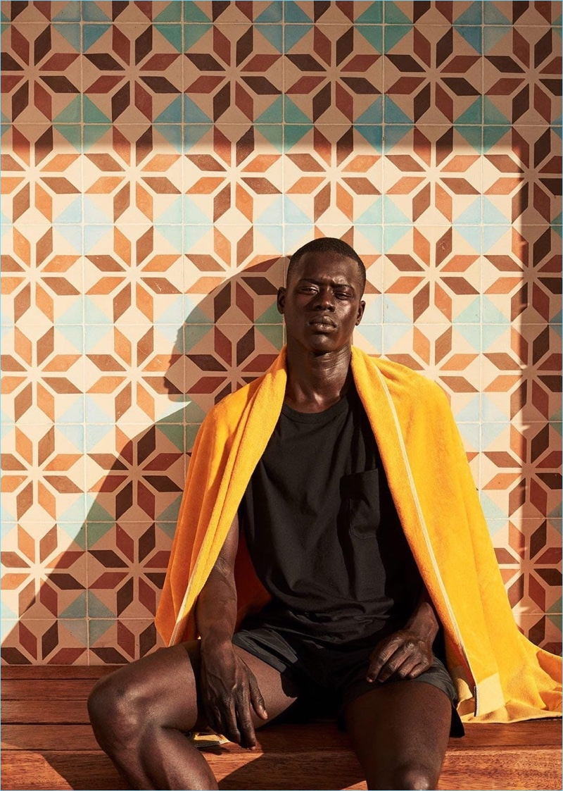 Chase the Sun: Alpha Dia for Matches Fashion
