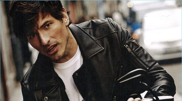 Andres Velencoso Spends a Day with Vis-À-Vis