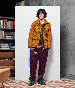 Intuition: Tim Schuhmacher Stars in Bottega Veneta Fall '18 Campaign