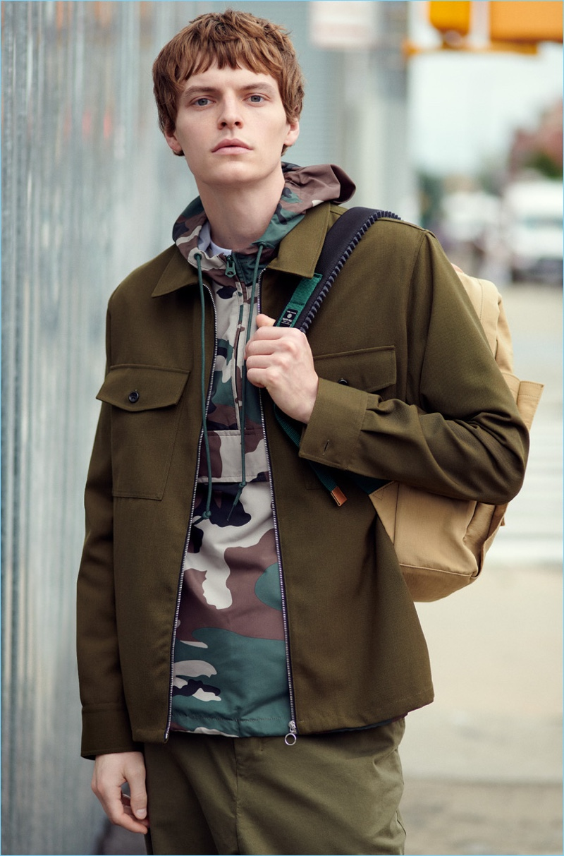 440a2e822a6 The New Rugged: John Hein Embraces Weekend Style from East Dane