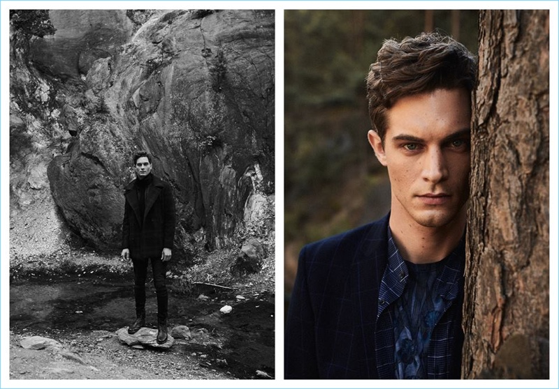 Medicine enlists Greg Nawrat as the star of its fall-winter 2018 campaign.
