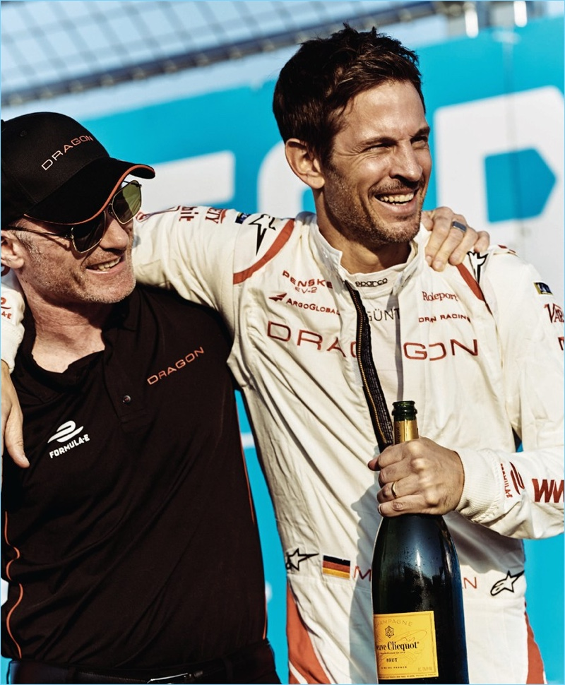 Kelly Rippy Takes the Racing World by Storm for Robb Report