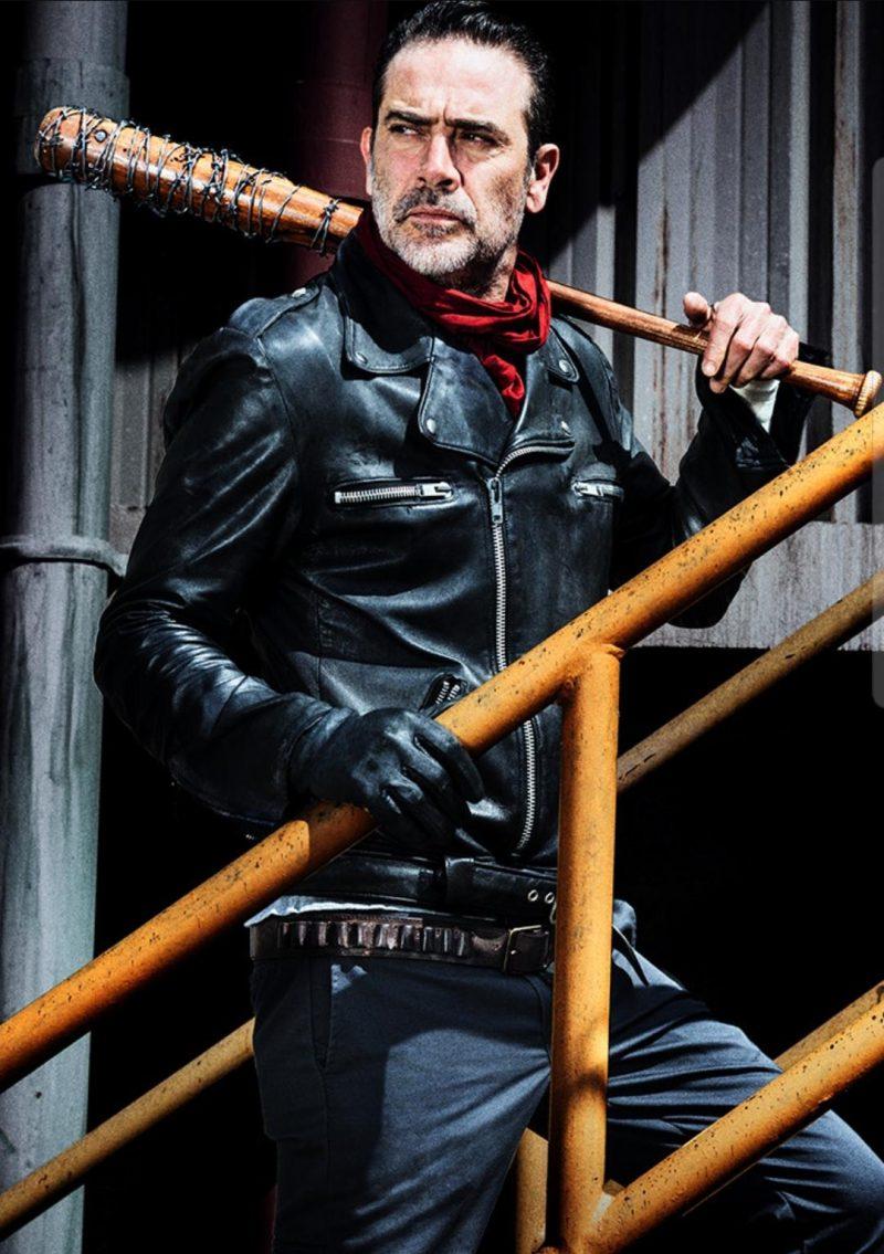 f727c490e Negan | The Walking Dead | Leather Jacket | Replica Style | The ...