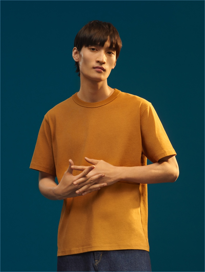 ed5582f5a0ac60 Uniqlo U | Fall 2018 | Men's Collection | Ye Xiang | Willow Barrett ...