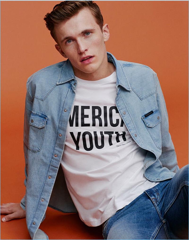 YOOX Showcases How to Do Easy Denim Looks