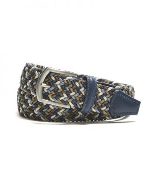 Anderson's Mixed Color Elastic Belt