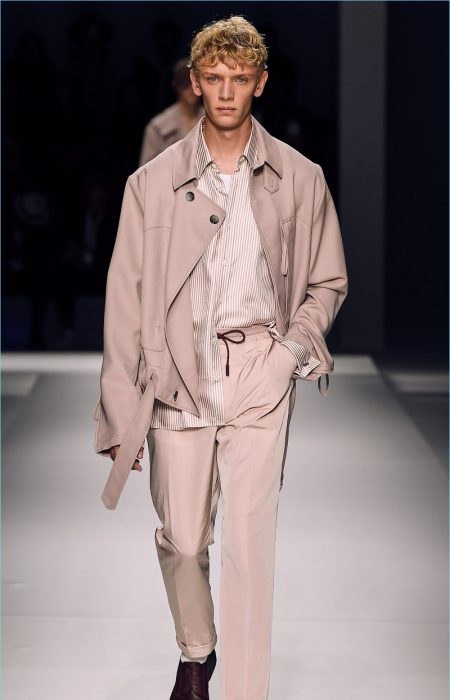 be637819 BOSS | Spring 2019 | Men's Collection | Runway | Hugo Boss | The ...