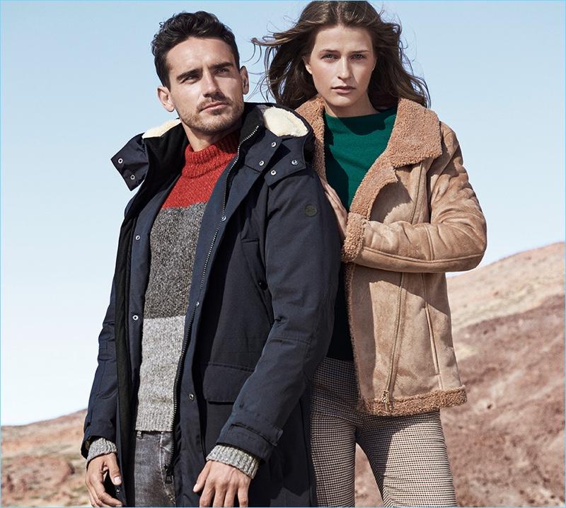 Fashion brand Brax unveils its fall-winter 2018 campaign, which stars Arthur Kulkov.