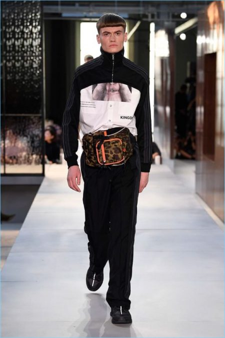 Riccardo Tisci Makes Burberry Debut with Spring '19 Collection