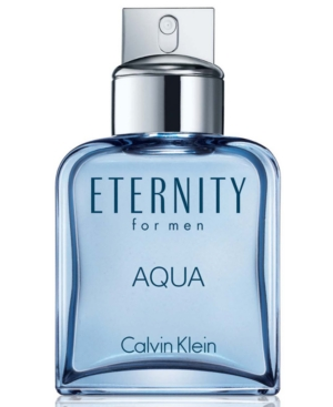Calvin Klein Eternity Aqua for men Eau de Toilette Spray, 3.4 oz.